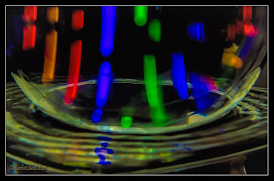 Drip Photograph - The Melting Pot by LeeAnn McLaneGoetz McLaneGoetzStudioLLCcom