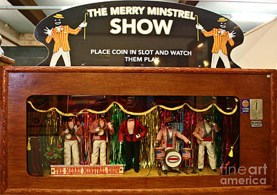 Photograph - The Merry Minstrel Show by Doc Braham