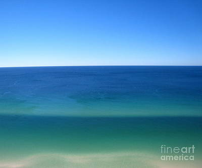 Photograph - The Mesmerizing Emerald Coast by Jennifer E Doll