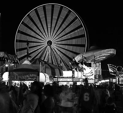 Photograph - The Midway by Richard Engelbrecht