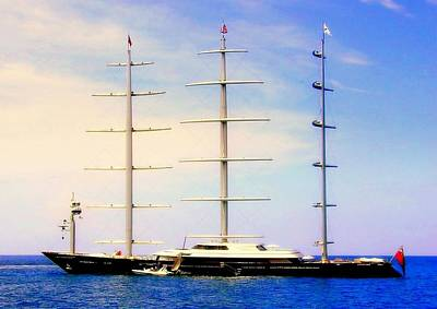 Maltese Falcon Photograph - The Mighty Maltese Falcon by Karen Wiles