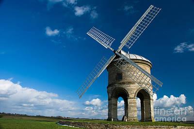 Wark Photograph - The Mill by Anne Gilbert