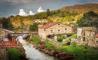 Photograph - The Mill By The River by Gary Gillette
