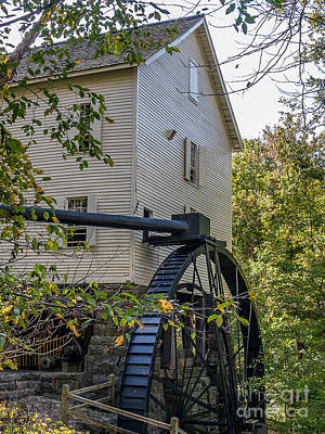 Photograph - The Mill by Ken Frischkorn