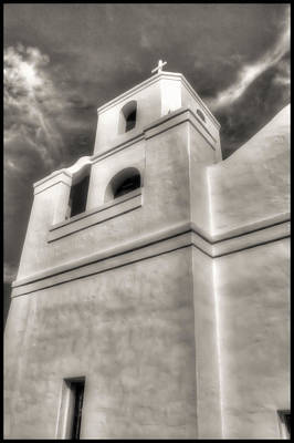 Photograph - The Mission Scottsdale Arizona by Roger Passman