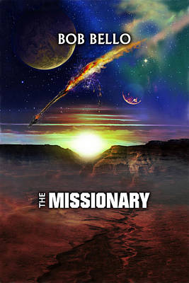 The Missionary Art Print by Bob Bello
