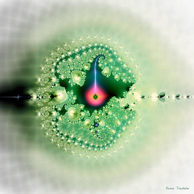 Digital Art - The Moment Of Conception by Renee Trenholm