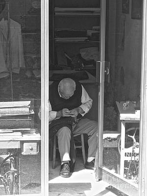 Photograph - The Morning Tailor by Suzanne Oesterling