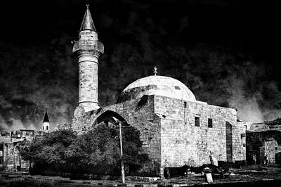 Photograph - The Mosque Of Accre by Patrick Boening