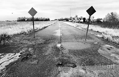Photograph - The Mother Road by John Rizzuto