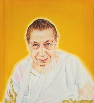 Painting - The Mother by Shiva Vangara