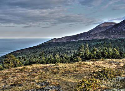 Photograph - The Mournes by Nina Ficur Feenan
