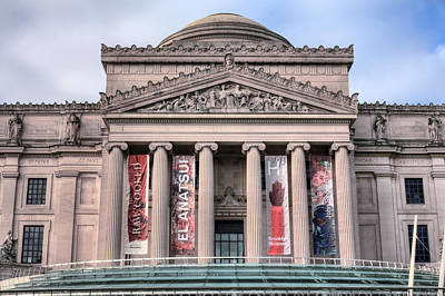 Photograph - The Museum by JC Findley