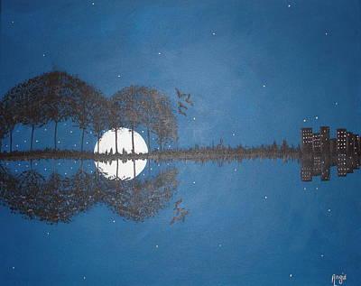 Animal Watercolors Juan Bosco - The Music Scene by Angie Butler