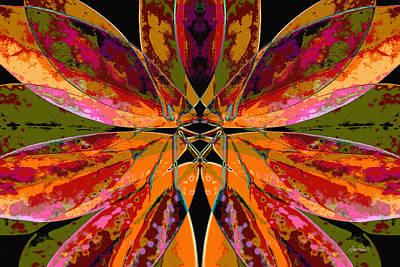 Digital Art - The Mystic  by Ann Powell