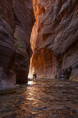 The Narrows 4 Art Print