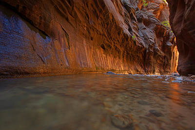 Photograph - The Narrows 5 by Susan Rovira