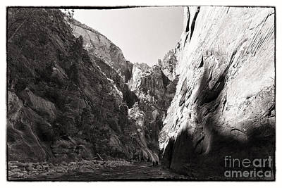 Photograph - The Narrows I by Angelique Olin
