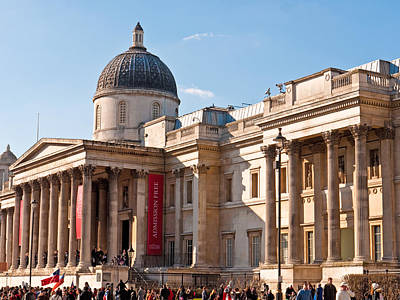 The National Gallery London Art Print