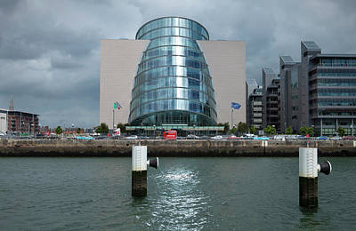 The National Irish Conference Centre Art Print by Panoramic Images
