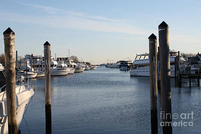 Photograph - The Nautical Mile by John Telfer