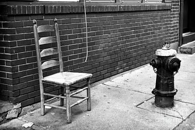 Photograph - The Neighborhood by John Rizzuto