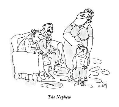 The Nephew Art Print