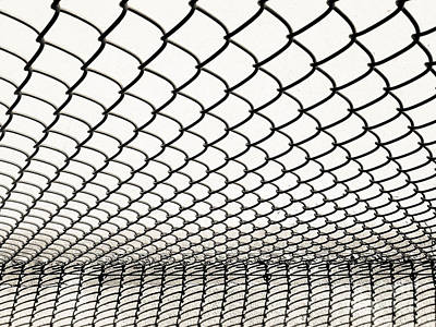 Photograph - The Net No.8 Vertical Version by Fei A