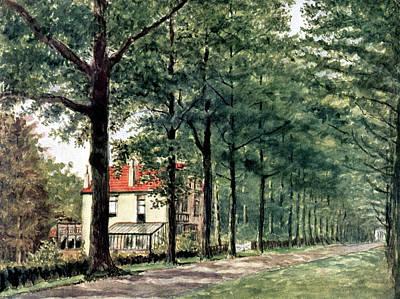 The Netherlands Gorssel Art Print by Granger