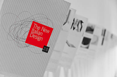 Photograph - The New Italian Design by Pablo Lopez