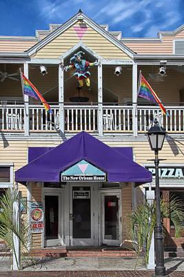 Photograph - The New Orleans House by Bob Slitzan