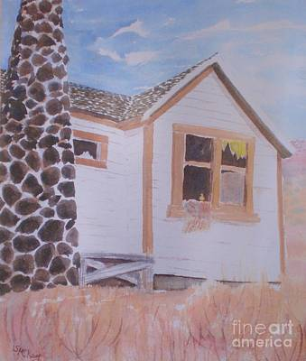 Painting - The New Tenant by Suzanne McKay