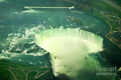 Photograph - The Niagara River by Brenda Kean