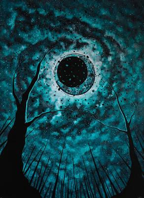 Painting - The Night Belongs To Us by Joel Tesch