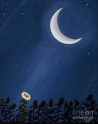 Painting - The Night Shift by Kerri Ertman