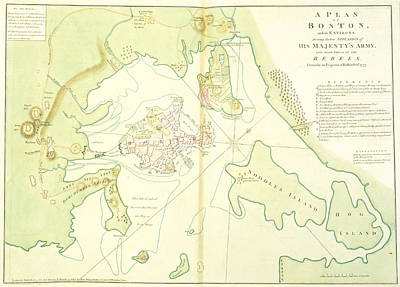 The North American Atlas Print by British Library