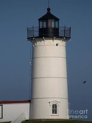 Photograph - Lighthouse by Eunice Miller