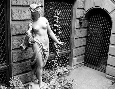 Photograph - The Nude by Cornelis Verwaal
