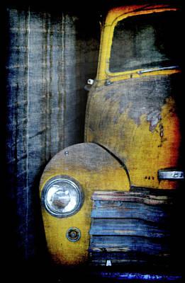 The Ol Chevy Art Print