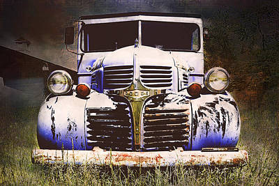 Photograph - The Ol Dodge by Gray  Artus