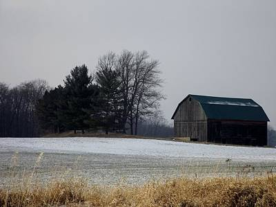 When Life Gives You Lemons - The Old Barn by Linda Kerkau