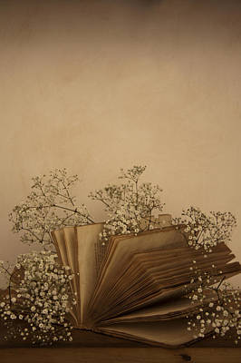 Photograph - The Old Book by Ethiriel  Photography