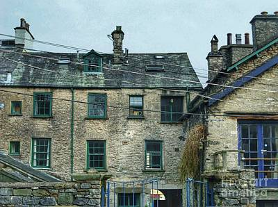 Photograph - The Old Brewery Kendal by Joan-Violet Stretch