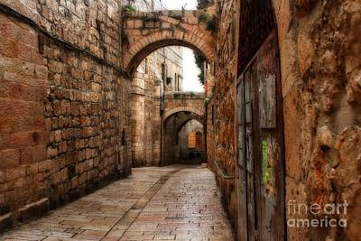Photograph - The Old City by Doc Braham