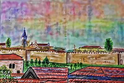 The Old City Of Jerusalem2 Original