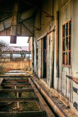 Photograph - The Old Cotton Gin by JC Findley