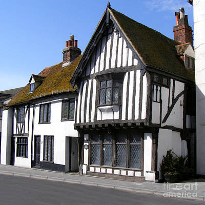 Photograph - The Old Court Hall Hastings by Terri Waters