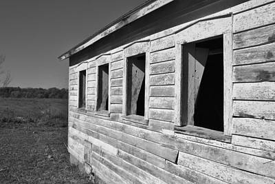 Photograph - The Old Hen House by Bruce Bley