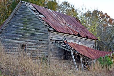 Thomas Kinkade - The Old Home Place by Barb Dalton