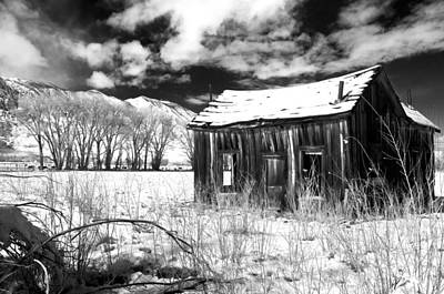 Photograph - The Old Homestead by Cat Connor